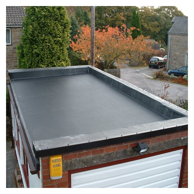 Choosing A Low Slope Roofing Product Commercial Grade